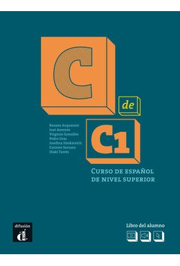 C de C1: Libro del alumno (C1) + MP3 descargable
