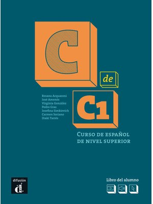 C de C1: Libro del alumno + MP3 descargable