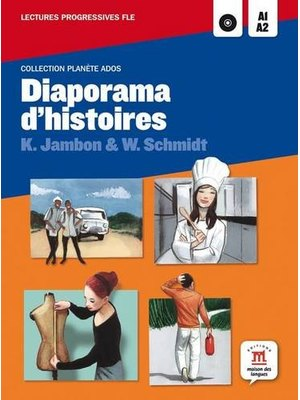 Diaporama d'histoires. Lecture + CD (A1-A2)