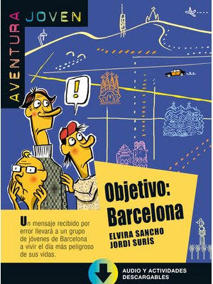 Objetivo: Barcelona + Mp3 descargable (A1)