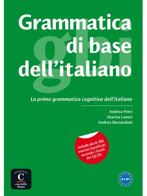 Grammatica di base dell'italiano (A1-B1)