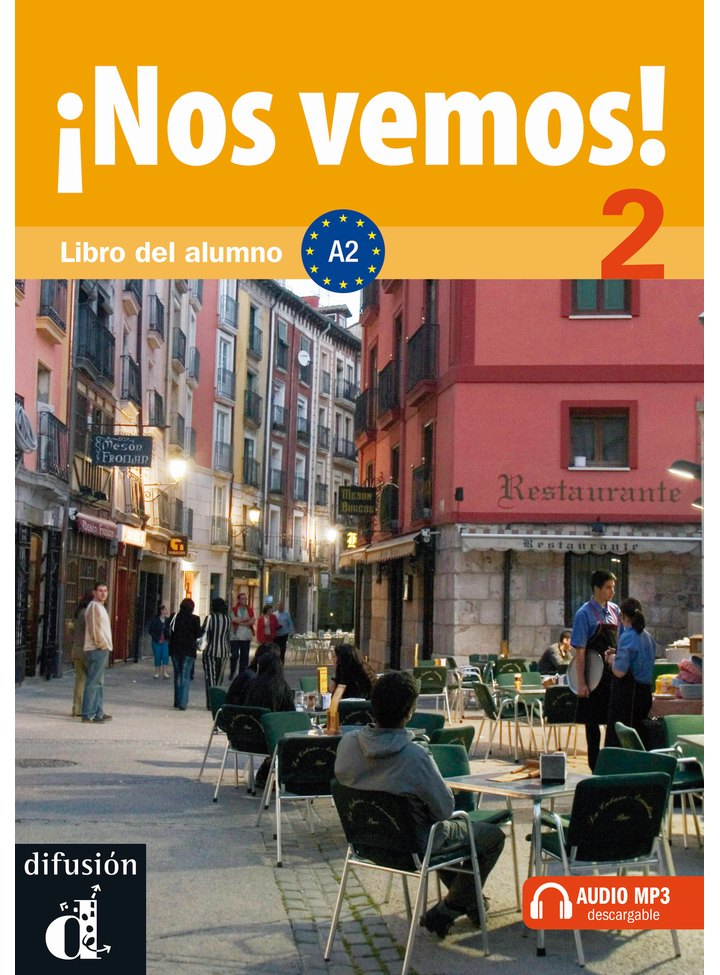 Nos vemos! 2. Libro del alumno, Nivel A2. Incluye CD (Spanish Edition)
