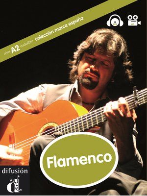 Flamenco, Libro + CD (mp3 + vídeo) (A2)