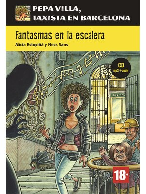 Fantasmas en la escalera + CD (A1)