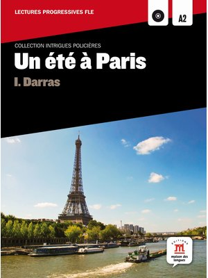 Un été à Paris + 1 CD (A2)