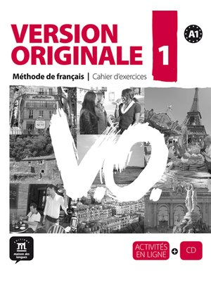 Version Originale 1, Cahier d'exercices A1 + CD audio