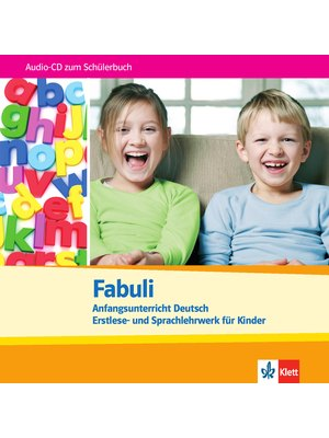 Fabuli, Audio-CD