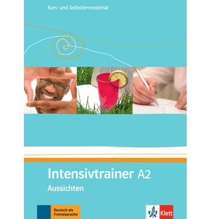 Intensivtrainer A2, Kurs- und Selbstlernmaterial