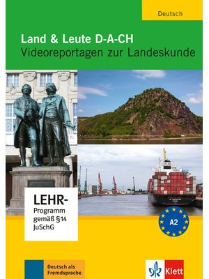 Land & Leute D-A-CH, DVD-Video