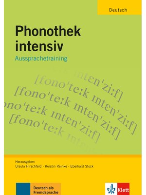 Phonothek intensiv