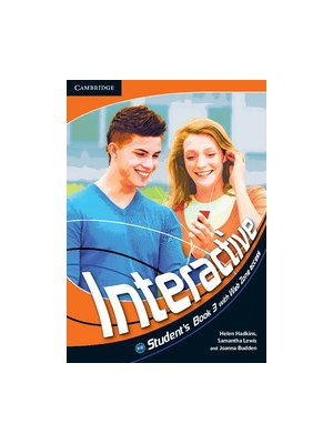 Interactive Level 3 Student's Book with Online Content
