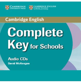 Complete Key for Schools, Class Audio CDs (2)