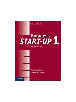 Business Start-Up 1, Teacher's Book