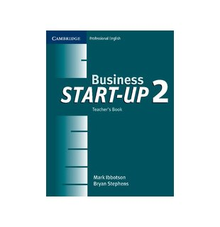 Business Start-up 2, Teacher's Book