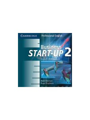 Business Start-Up 2, Audio CD Set (2 CDs)