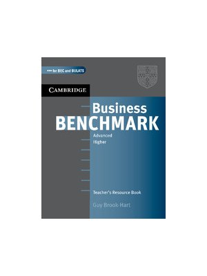 Business Benchmark Advanced, Teacher's Resource Book