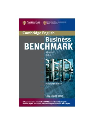 Business Benchmark Advanced, Personal Study Book for BEC and BULATS
