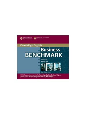 Business Benchmark Advanced, Audio CD BEC Higher