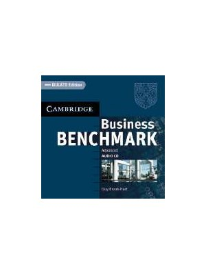 Business Benchmark Advanced, Audio CD BULATS Edition