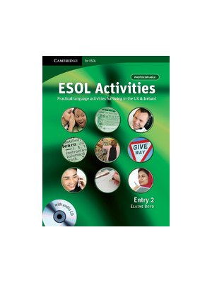 ESOL Activities Entry 2
