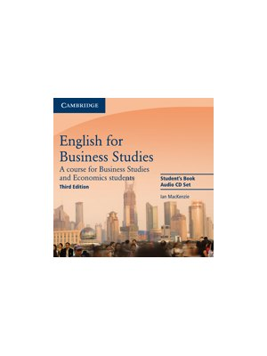 English for Business Studies, Audio CDs (2)