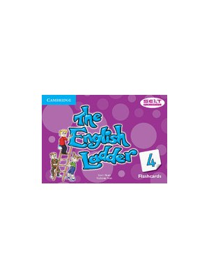 The English Ladder Level 4 Flashcards (Pack of 88)