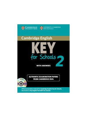 Key for Schools Trainer 2 Six Practice Tests with Answers