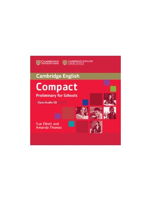 Compact Preliminary for Schools, Class Audio CD