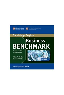 Business Benchmark Pre-intermediate to Intermediate, BULATS Class Audio CDs (2)