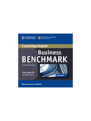Business Benchmark Upper Intermediate BULATS, Class Audio CDs (2)