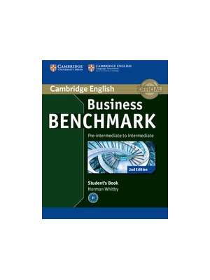 Business Benchmark Pre-intermediate to Intermediate, BULATS Student's Book