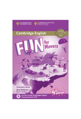 fun for movers teacher s book with downloadable audio art educaţional