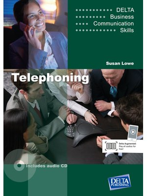 Telephoning B1-B2, Coursebook with Audio CD