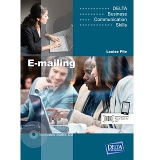 E-mailing B1-B2, Coursebook with Audio CD