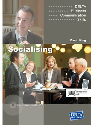 Socialising B1-B2, Coursebook with Audio CD
