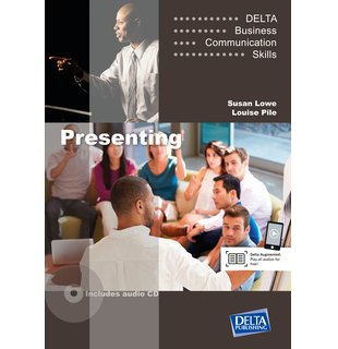 Delta Business Communication Skills: Presenting B1-B2, Coursebook