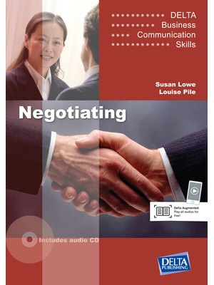 Negotiating B1-B2, Coursebook with Audio CD