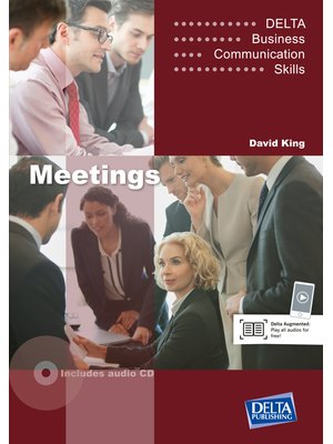 Meetings B1-B2, Coursebook with Audio CD