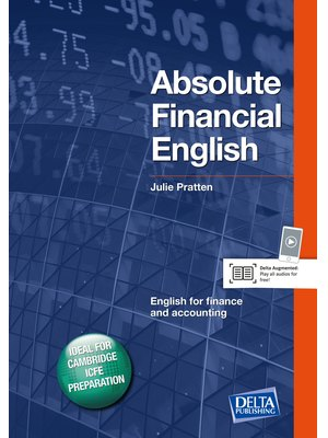 Absolute Financial English B2-C1, Coursebook with Audio CD
