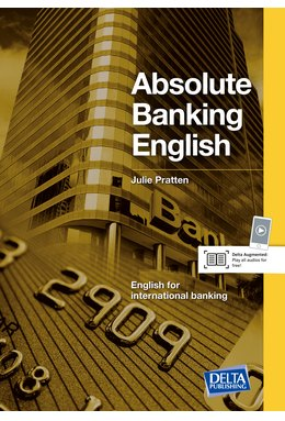 Absolute Banking English B2-C1, Coursebook with 2 Audio CDs