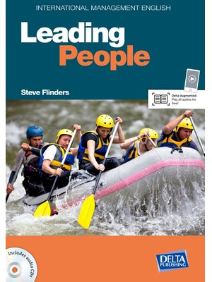 Leading People B2-C1, Coursebook with Audio CD