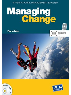 Managing Change B2-C1, Coursebook with Audio CD