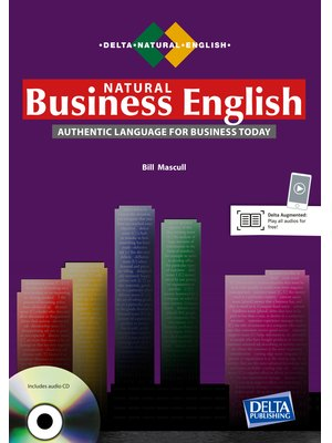 Delta Natural Business English B2-C1, Coursebook with Audio CD