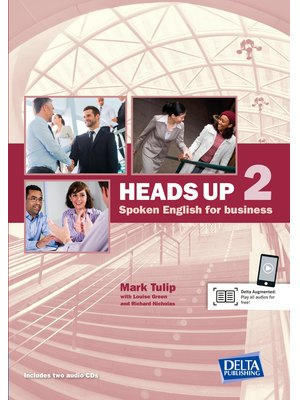 Heads up 2 B1-B2, Student's Book with 2 Audio CDs