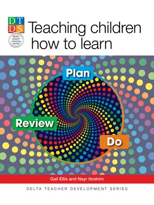 Teaching children how to learn
