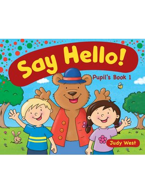 Say Hello 1, Pupil's book