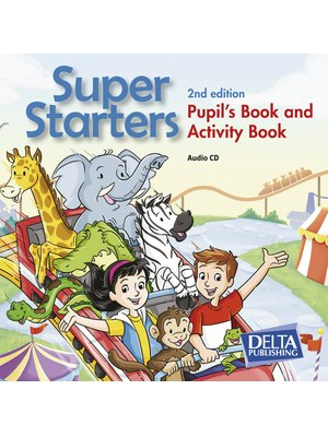 Super Starters, Audio CD