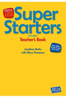 Super Starters 2nd edition, Teacher's Book with DVD-ROM