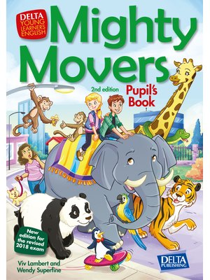 Mighty Movers 2nd edition, Pupil's Book
