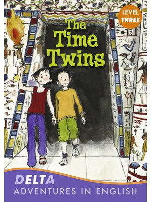The Time Twins, Reader + CD-ROM